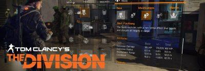 Abilitățile din Tom Clancy's The Division prezentate