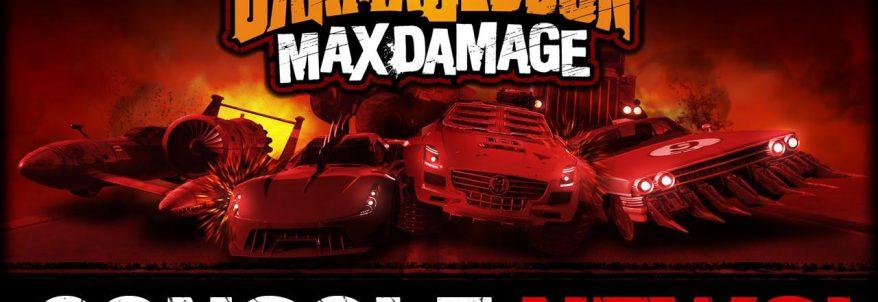 Carmageddon: Max Damage anunțat pentru PlayStation 4, Xbox One și PC