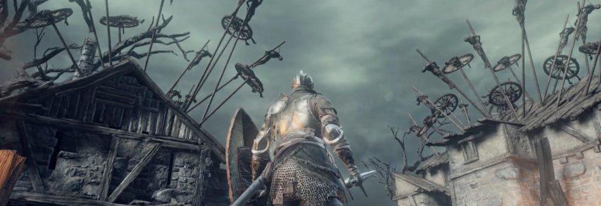 Nou trailer de gameplay pentru Dark Souls III