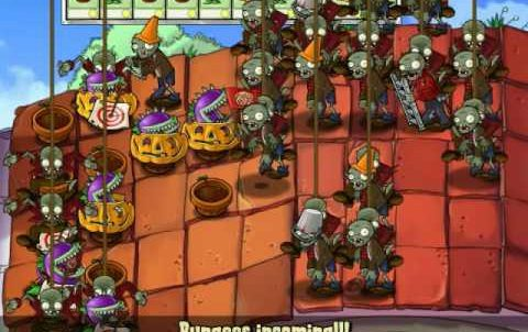 Plants vs. Zombies – Trailer
