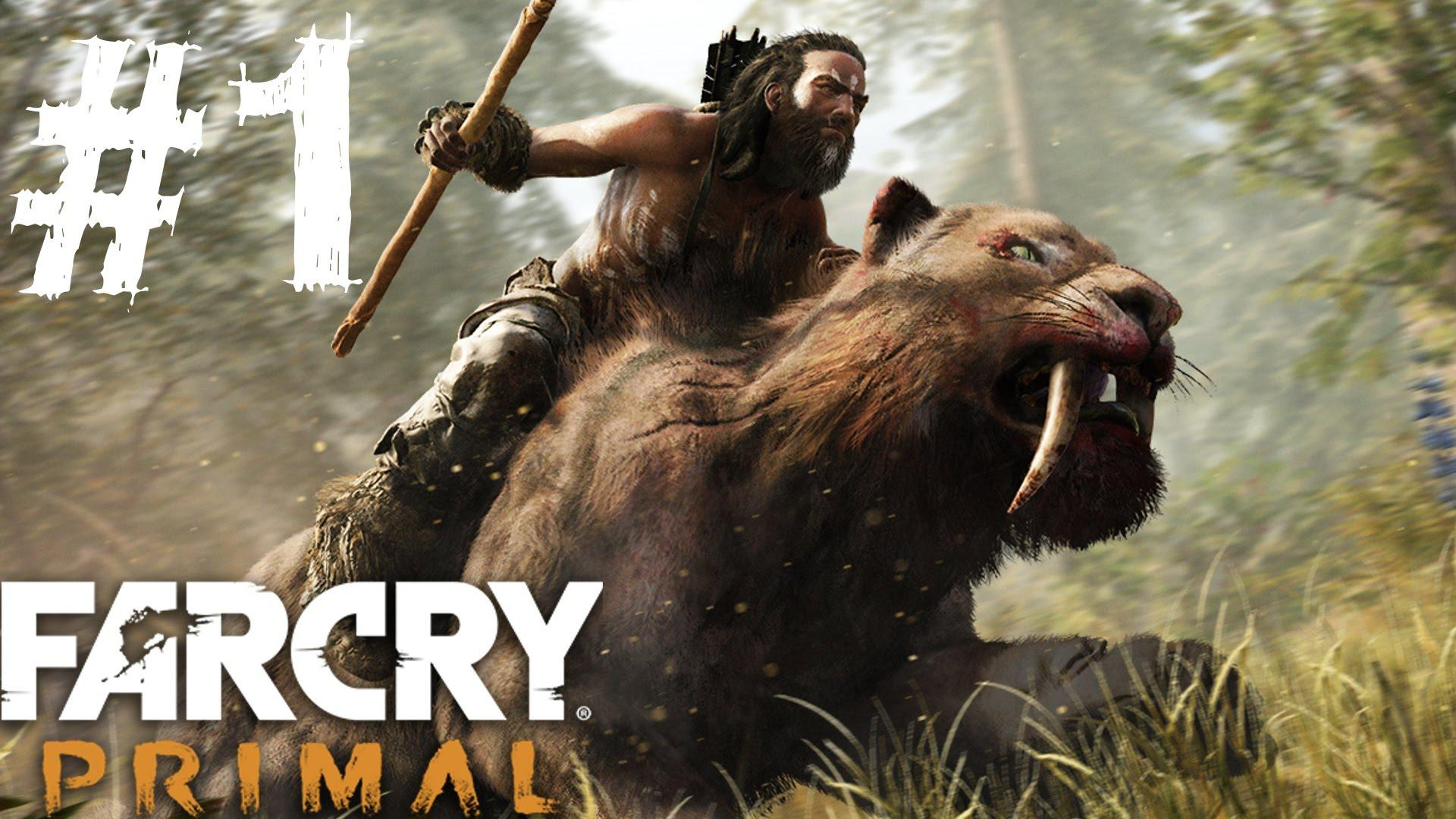 Prima oră de gameplay din Far Cry Primal prezentată