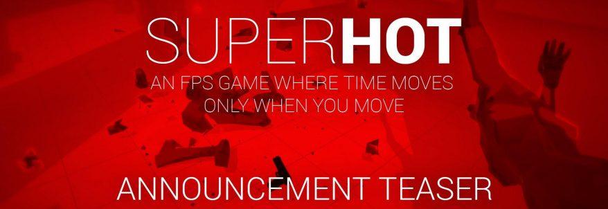 SUPERHOT se va lansa în data de 25 februarie