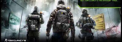 The Division oferit gratuit cumpărătorilor de plăci video Nvidia