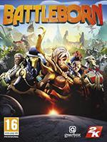 Battleborn PC Box Art Coperta