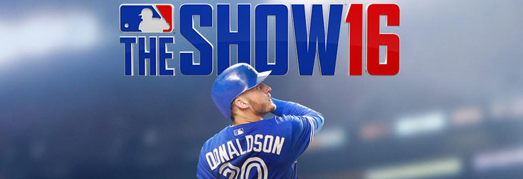 MLB: The Show 16