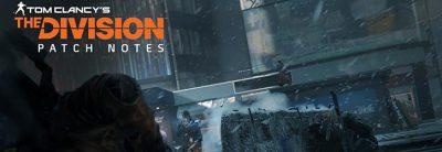 Conținutul patch-ului Day 1 pentru Tom Clancy's The Division a fost specificat