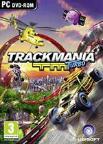 Trackmania Turbo PC Box Art Coperta