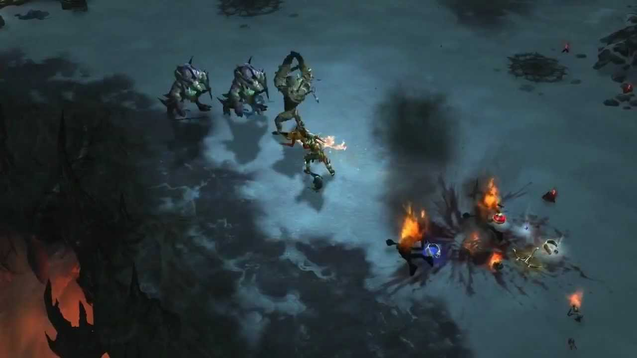 Diablo 3 Witch Doctor Trailer