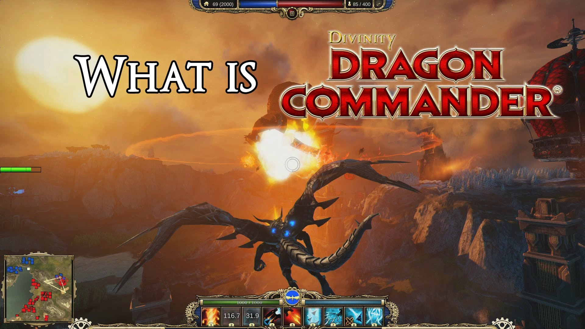 Divinity: Dragon Commander – What is Divinity Trailer