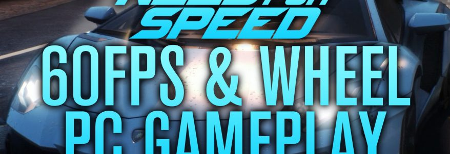 Iată primul video de gameplay din ediția PC a jocului Need for Speed