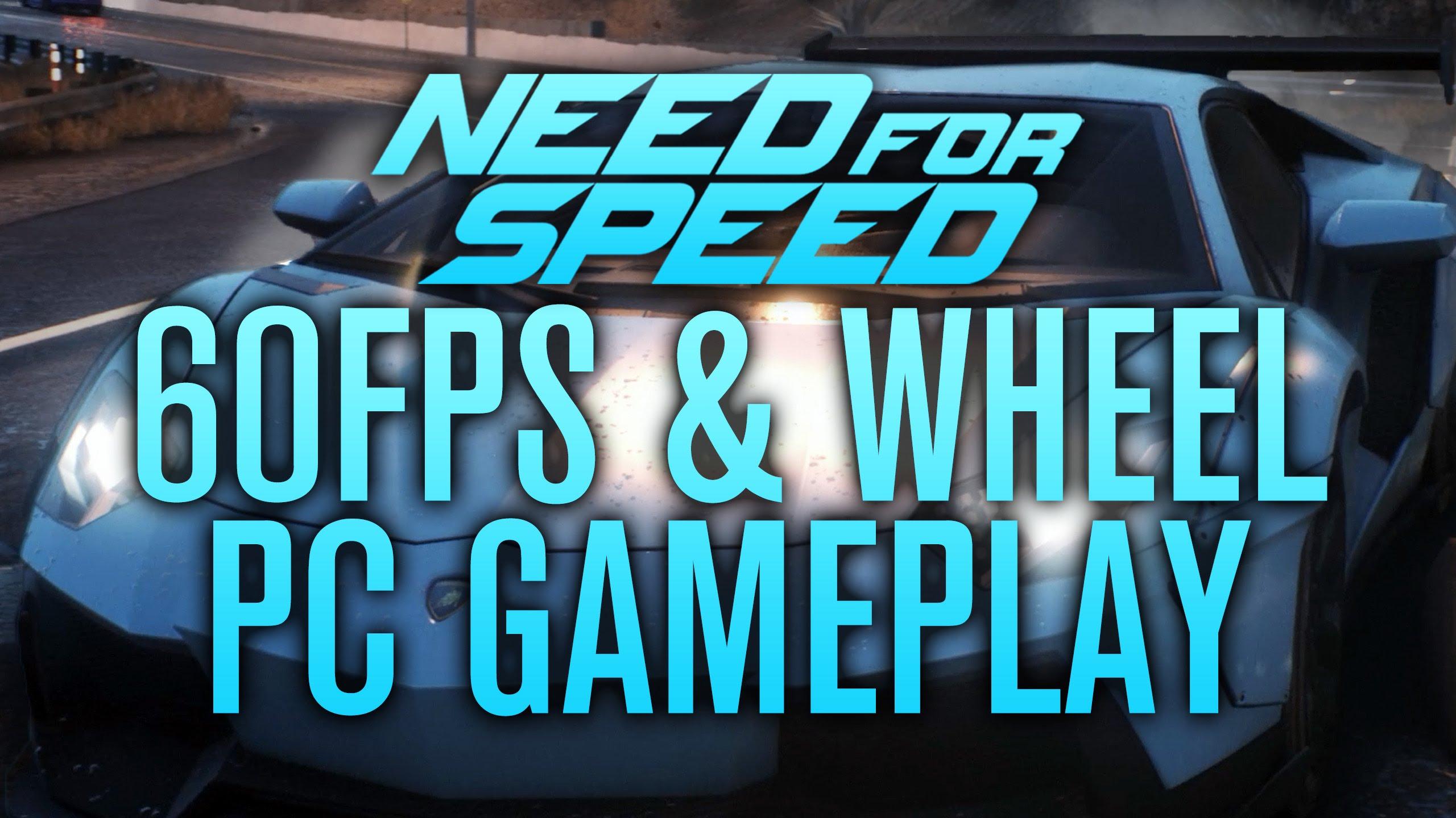 Iată primul video de gameplay din ediția PC a jocului Need for Speed