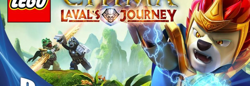 LEGO Legends of Chima: Laval's Journey - Announce Trailer