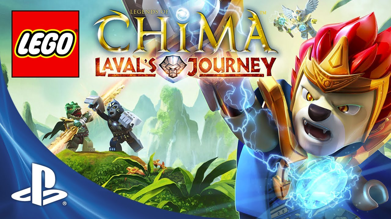 LEGO Legends of Chima: Laval's Journey – Announce Trailer
