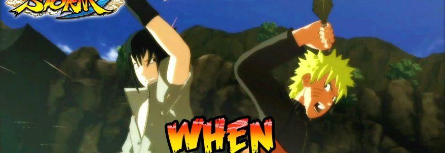 Naruto Shippuden: Ultimate Ninja Storm 3 - Trailer