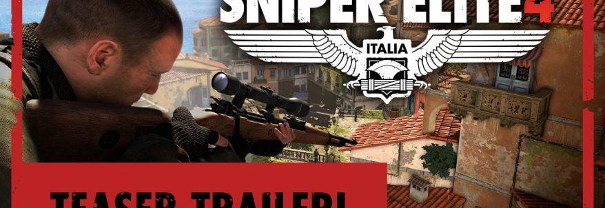 Sniper Elite 4 a fost anunțat oficial pentru 2016 pe PC, PlayStation 4 și Xbox One