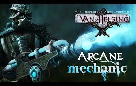 The Incredible Adventures of Van Helsing primește DLC-ul Arcane Mechanic