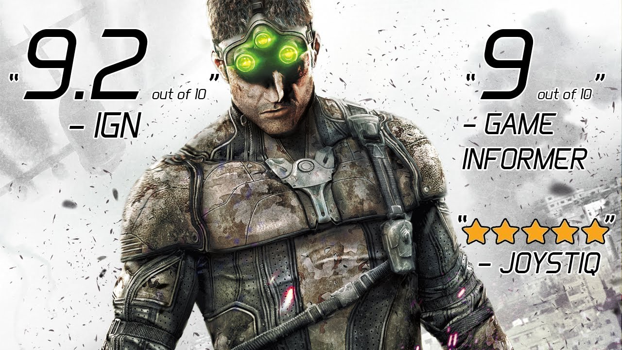 Tom Clancy's Splinter Cell: Blacklist – 101 Trailer