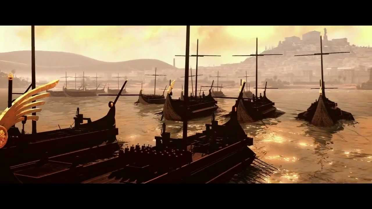 Total War: Rome 2 First Gameplay Footage Trailer