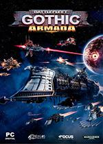 Battlefleet Gothic Armada PC Box Art Coperta
