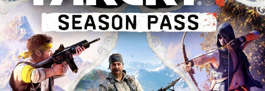 Far Cry 4 Season Pass DLC