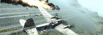 Imagini Flying Tigers: Shadows Over China