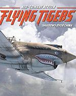 Flying Tigers Shadows Over China PC Box Art Coperta