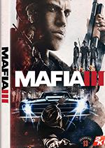 Mafia III Temporary Box Art PC Coperta
