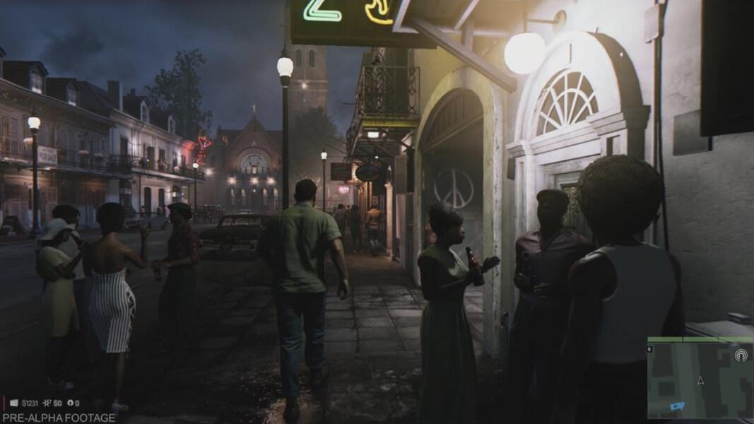 Imagini Mafia III