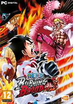One Piece Burning Blood Box Art