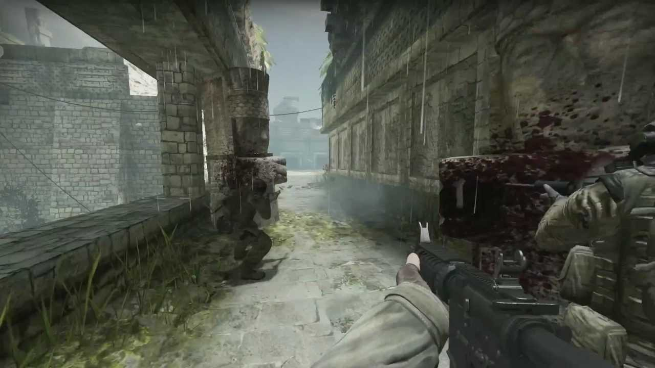 Counter-Strike: Global Offensive Launch Trailer