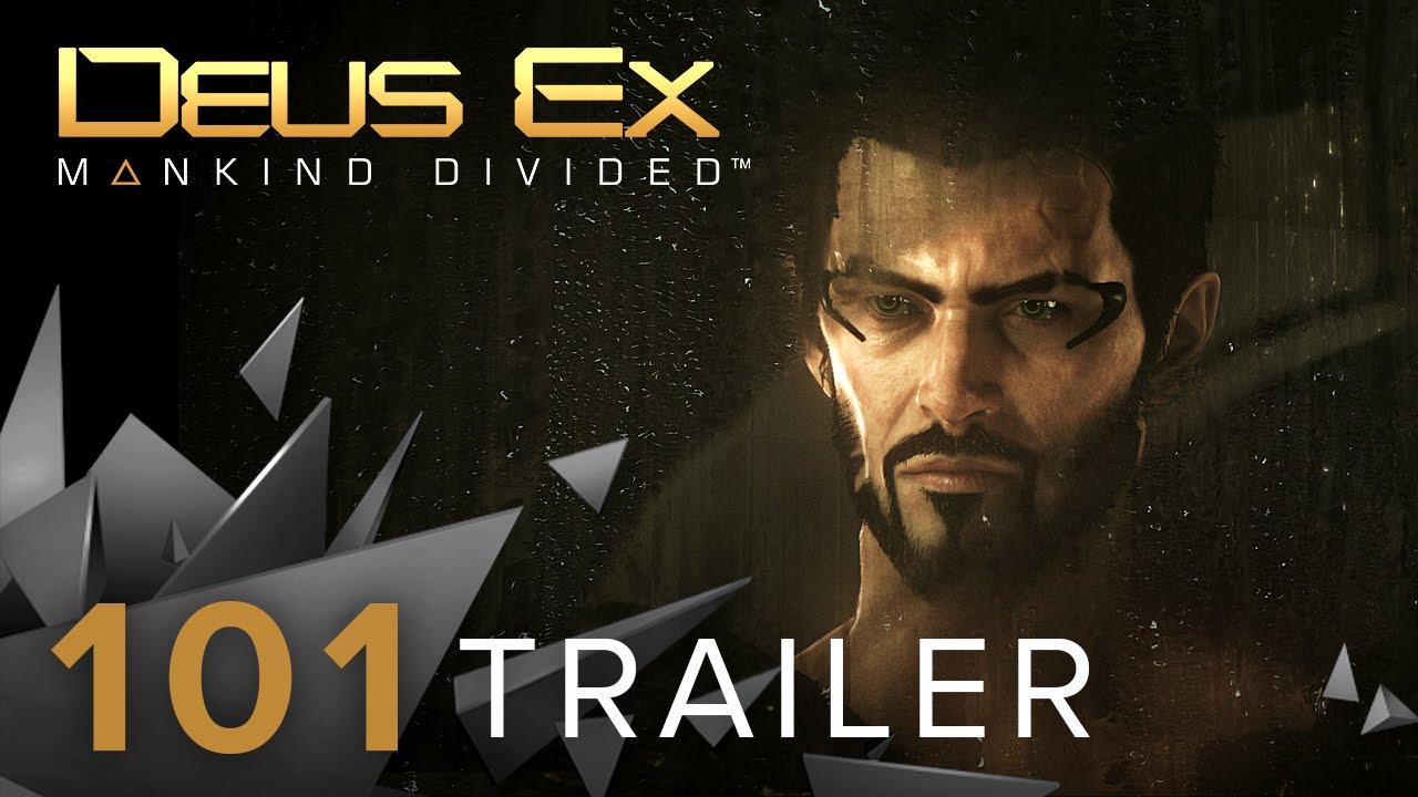Deus Ex: Mankind Divided a primit un gameplay extins