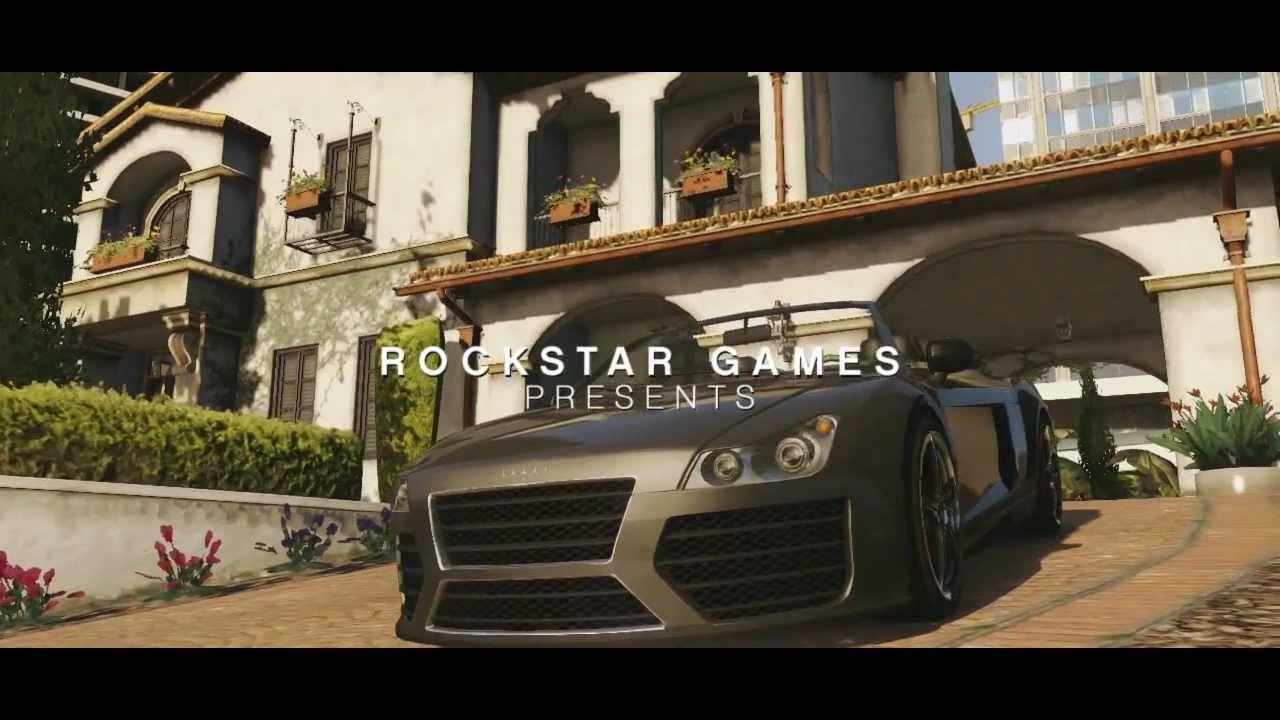 Grand Theft Auto V – Trailer 2