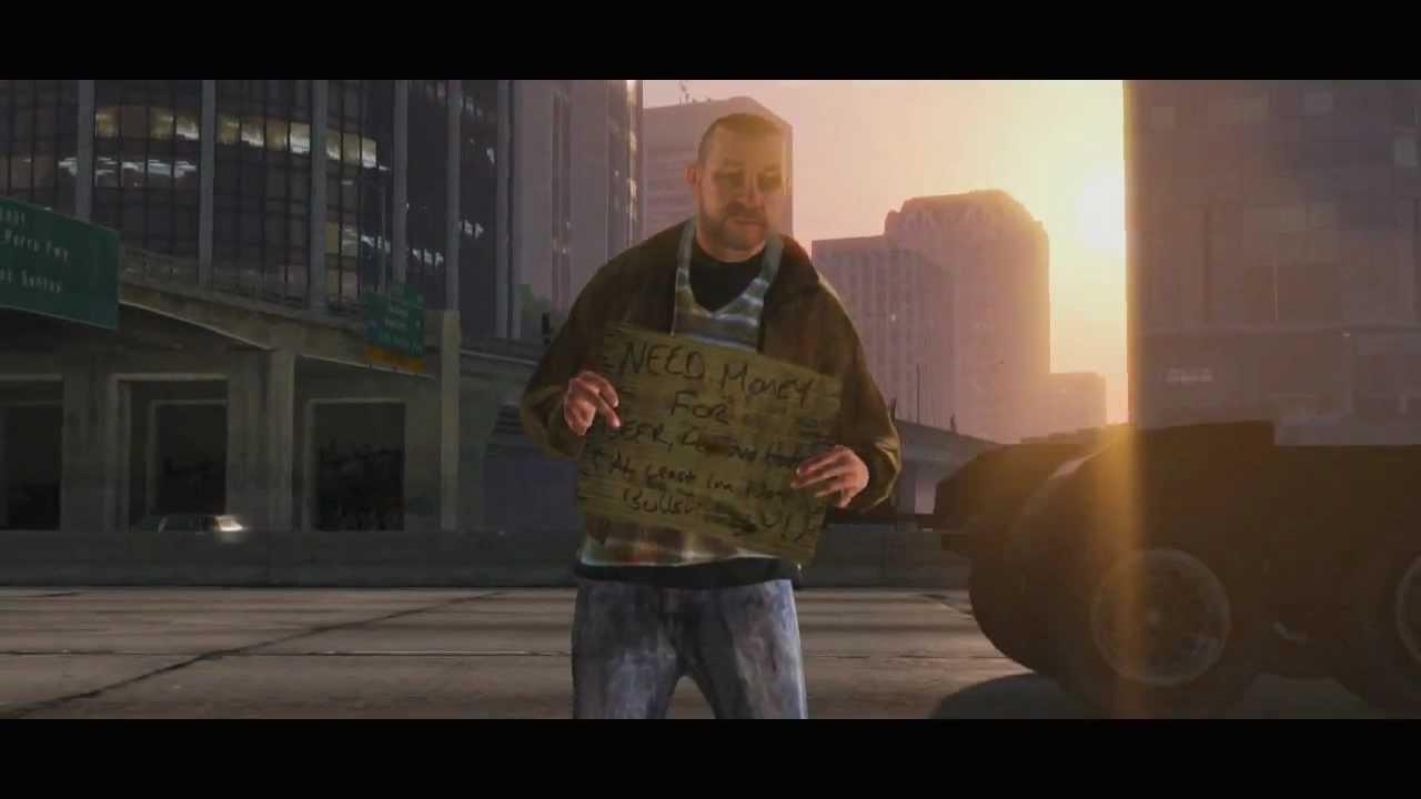 Grand Theft Auto V – Trailer