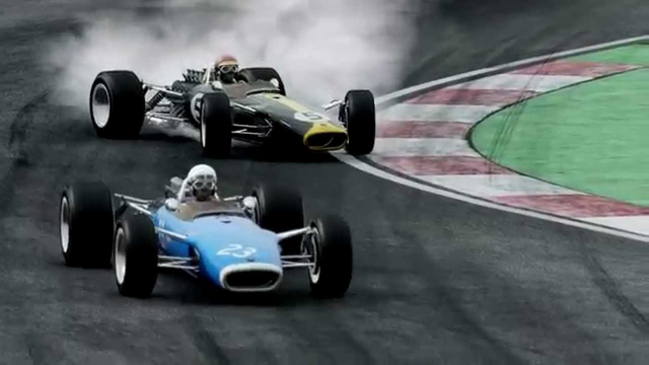 Project CARS Never Stop Trailer