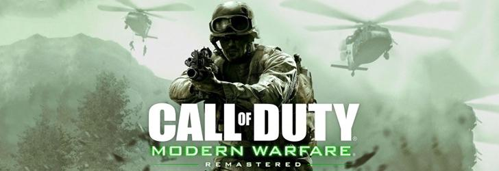 Call of Duty: Modern Warfare Remastered se va lansa o dată cu Call of Duty: Infinite Warfare