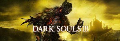 Dark Souls III Review Logo
