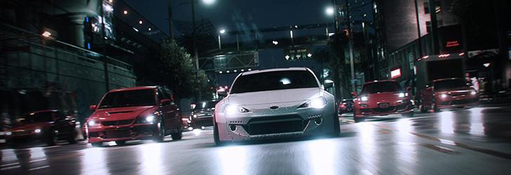 Noul Need for Speed se va lansa în 2017