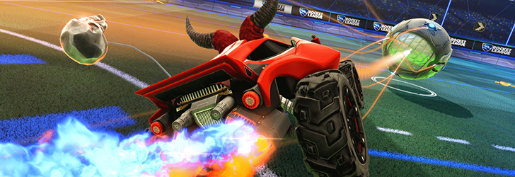 După compatibilitatea cross-play PS4 și PC, Rocket League oferă cross-play PC și Xbox One