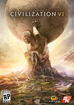 Sid Meiers Civilization VI Box Art