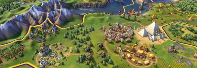 Sid Meiers Civilization VI screenshot 3