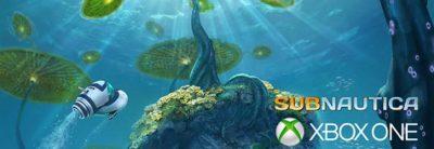 Subnautica acum disponibil și pe Xbox One