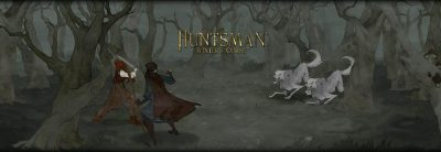 The Huntsman Winters Curse Logo