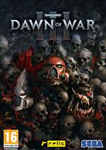 Warhammer 40000 Dawn of War III Box Art