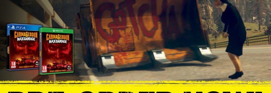 Data de lansare pentru Carmageddon: Max Damage amânată pentru o lună