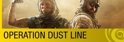 DLC-ul Dust Line pentru Tom Clancy's Rainbow Six Siege se va lansa astăzi