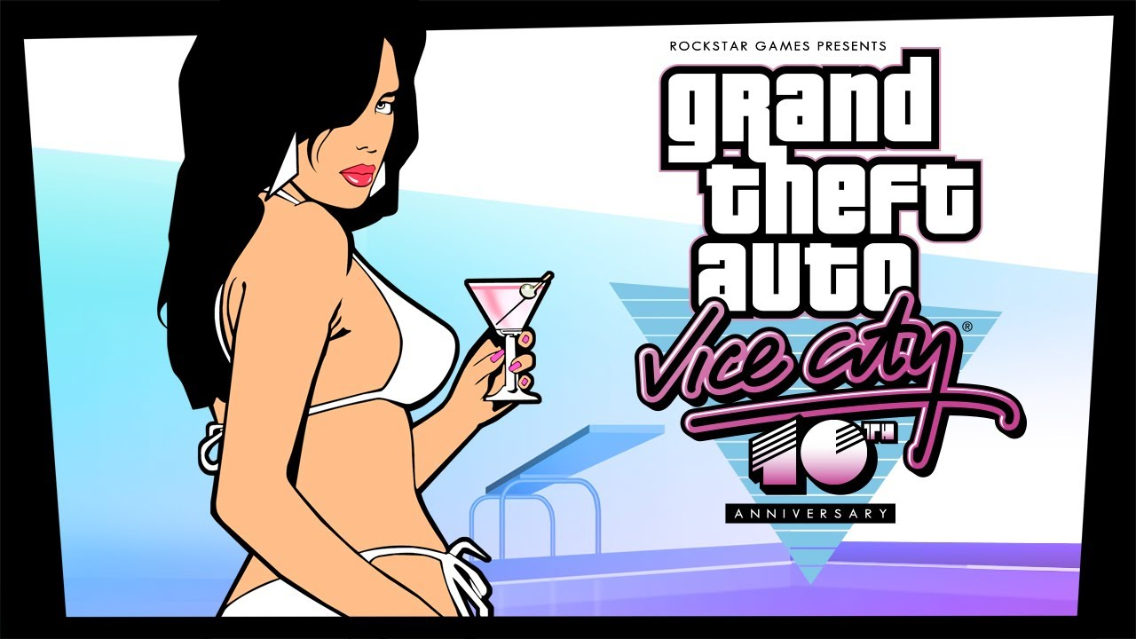 Grand Theft Auto: Vice City – Anniversary Trailer