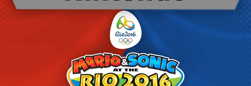 Mario & Sonic at the Rio 2016 Olympic Games - E3 2015 Trailer
