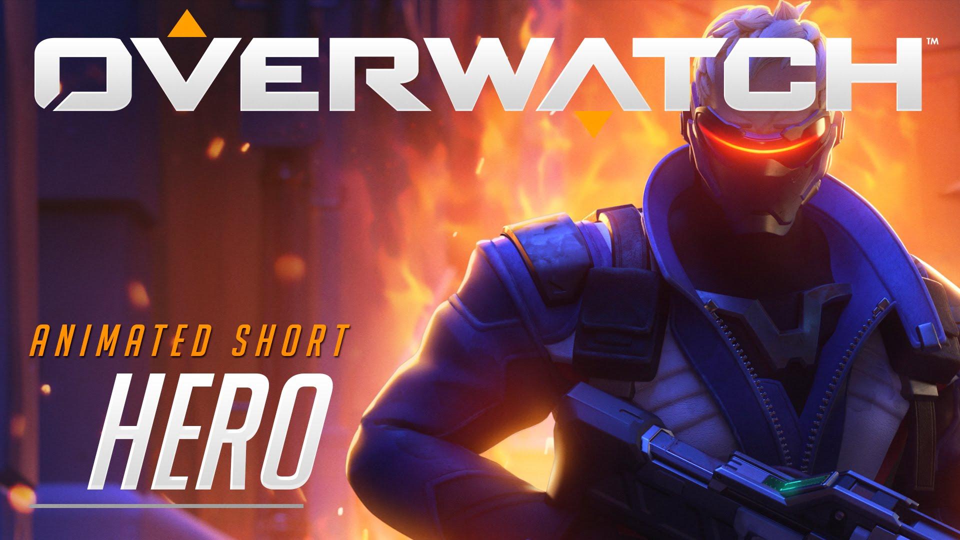 Mini-seria Overwatch îl prezintă pe Soldier 76