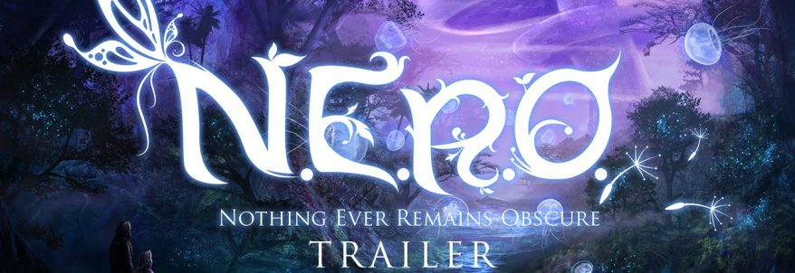 N.E.R.O: Nothing Ever Remains Obscure - Cinematic Trailer