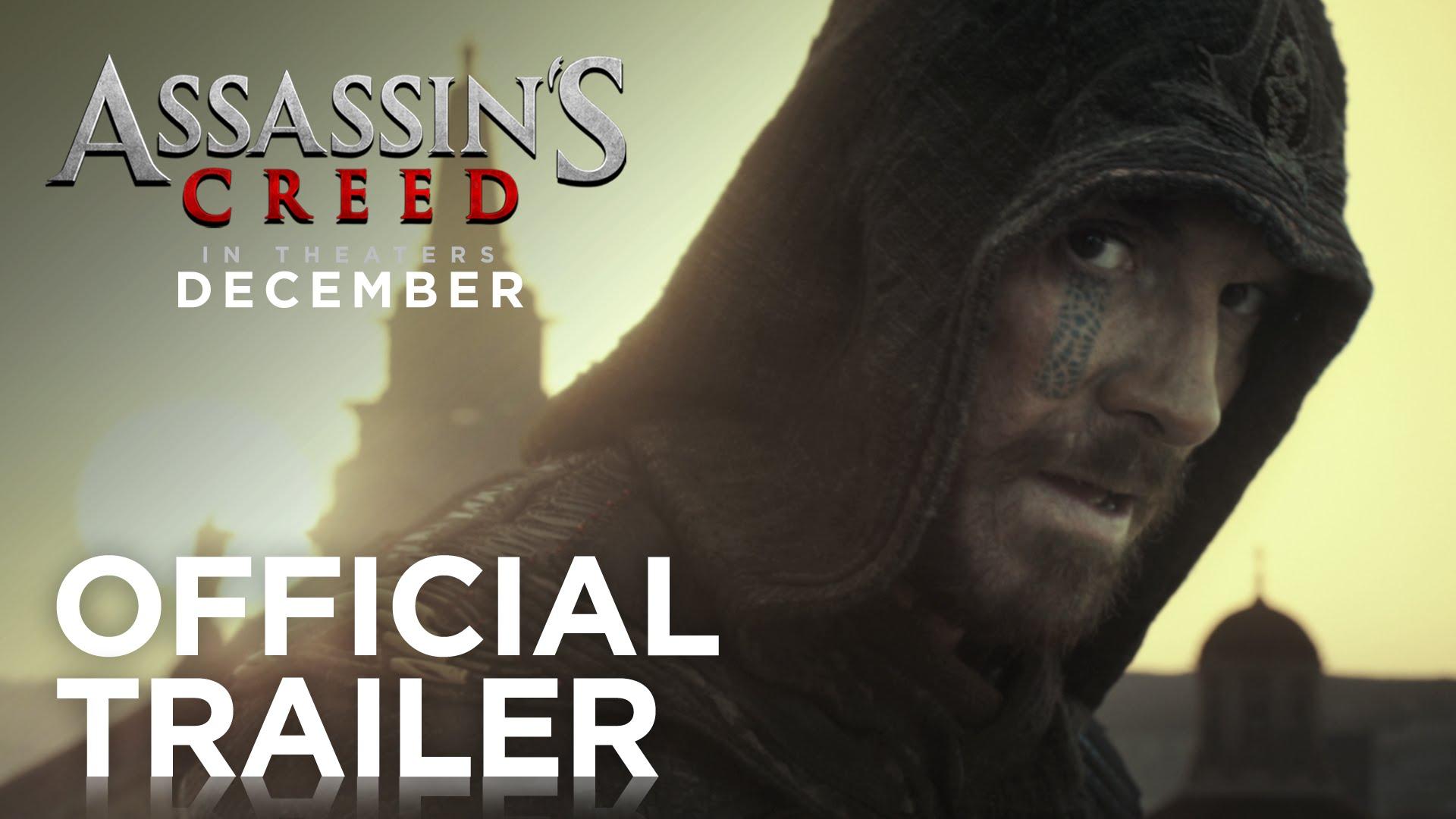 Primul trailer pentru filmul Assassin's Creed a fost publicat